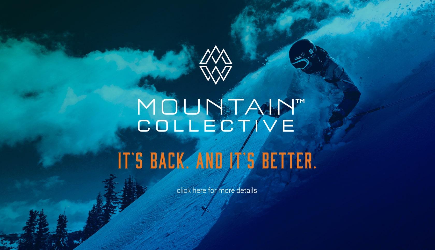 Mountain Collective|ニセコユナイテッドとニセコビレッジが、Mountain Collectiveのフルメンバーリゾートに昇格しました!