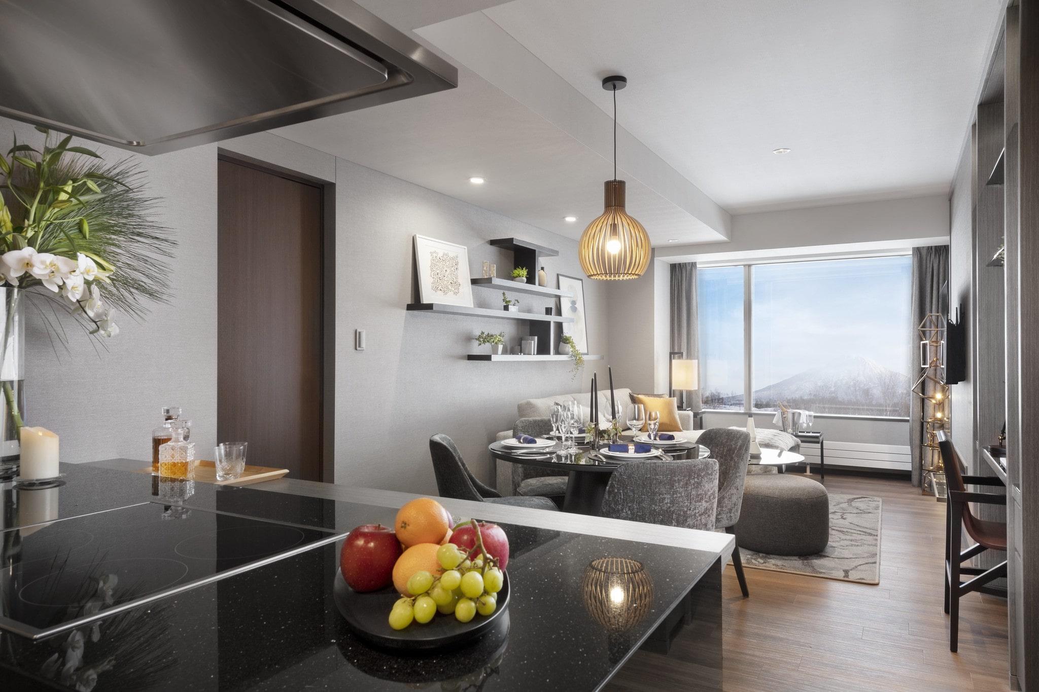 ヒノデヒルズ・ニセコビレッジ|家族との大切な時間を過ごすのに最適なホテルレジデンス