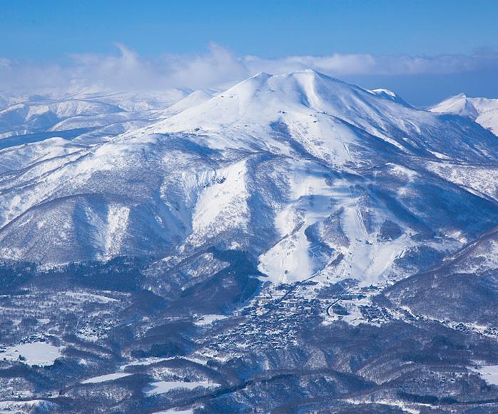 ニセコ全山冬山情報