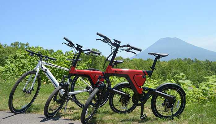 BESV e-Bike(電動アシスト付自転車)