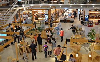 自然体験グラウンド「ピュア」函館蔦屋書店プロモーションイベント