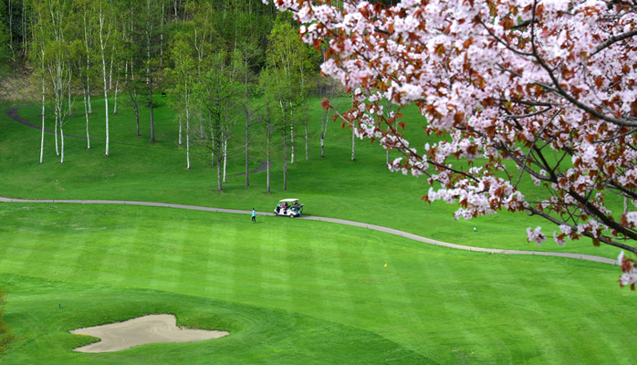 ニセコゴルフコース(NGC)